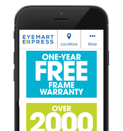 eyemart express valid in bend or champaign il springfield il